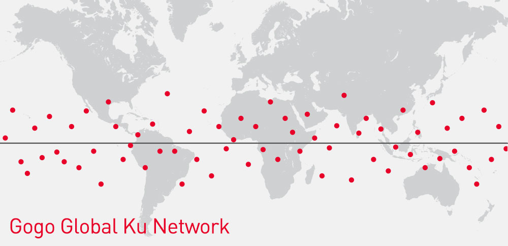 Gogo Receives 2Ku Regulatory Approval in China - Gogo Concourse Blog