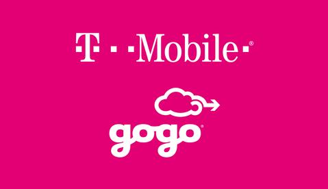Gogo Teams Up With T Mobile