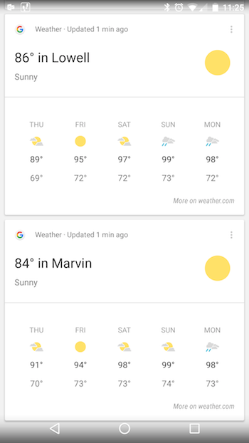 Google Now Pic A